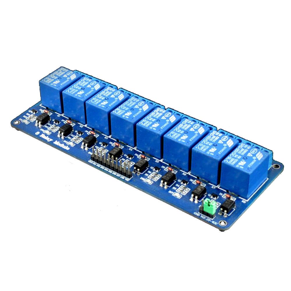 Sumecan Modulo Rele 8 Canales 5v Arduino